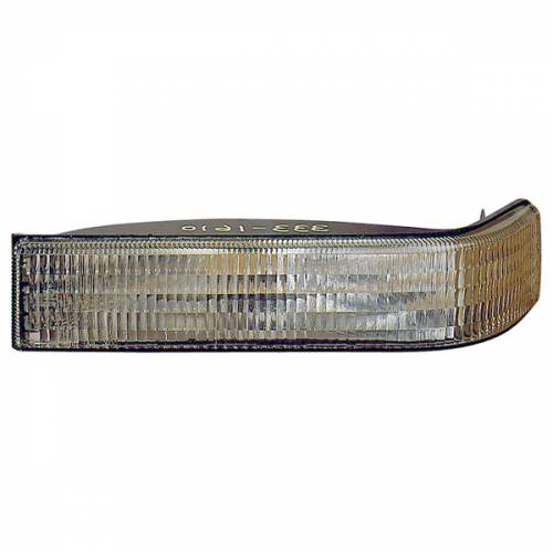 Omix-ADA - Left Turn Signal Clear; 93-98 Jeep Grand Cherokee