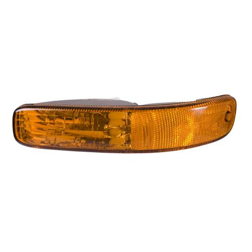 Omix-ADA - Parking Lamp, Left; 02-04 Jeep Liberty KJ