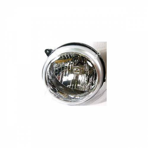 Omix-ADA - Right Headlight; 05-07 Jeep Liberty KJ