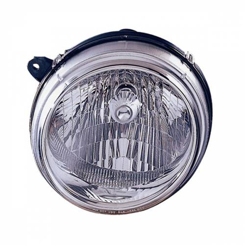 Omix-ADA - Right Headlight; 02-04 Jeep Liberty KJ