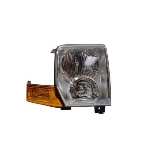 Omix-ADA - Headlight Assembly, Right; 06-10 Jeep Commanders