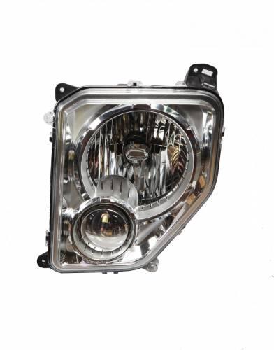 Omix-ADA - Headlamp, Left, No Fog; 08-12 Jeep Liberty KK
