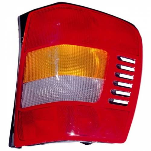 Omix-ADA - Right Tail Lamp; 99-04 Jeep Grand Cherokee WJ