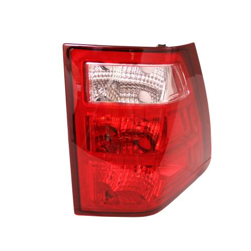 Omix-ADA - Left Tail Light; 05-06 Jeep Grand Cherokee WK