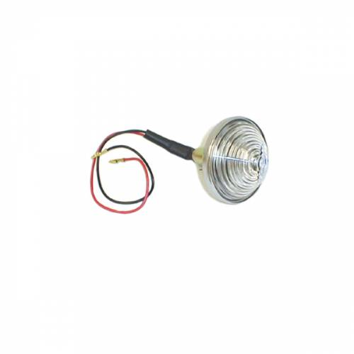 Omix-ADA - Clear Park Lamp Assembly; 55-71 Jeep CJ Models