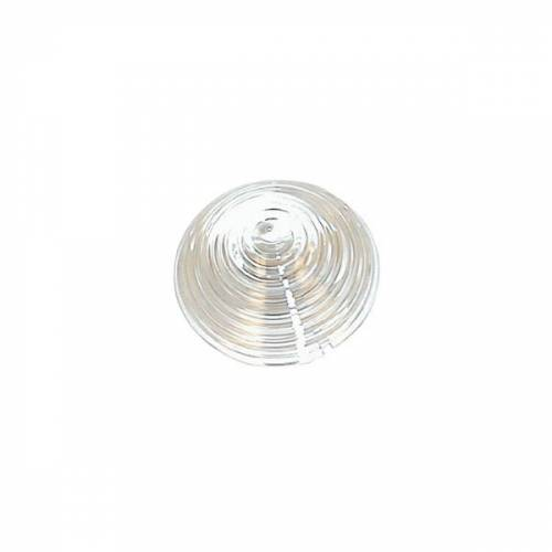 Omix-ADA - Lens Lamp Clear; 55-75 Jeep CJ Models