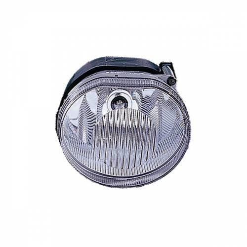 Omix-ADA - Left Side Fog Lamp; 02-04 Jeep Liberty KJ