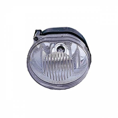Omix-ADA - Right Side Fog Lamp; 02-04 Jeep Liberty KJ