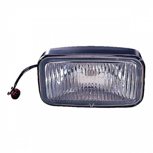 Omix-ADA - Fog Light Assembly; 93-95 Jeep Cherokee XJ