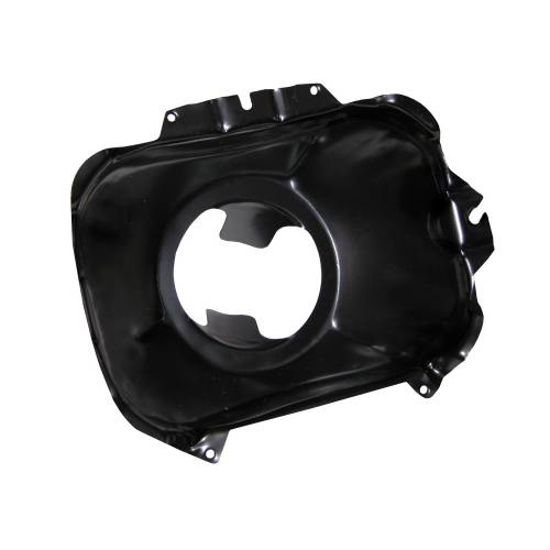 Omix-ADA - Headlight Housing; 84-01 Jeep Cherokee and 87-95 Wrangler