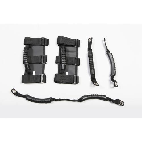 Rugged Ridge - Neoprene Door And Grab Handle Covers; 07-15 Jeep Wrangler JK
