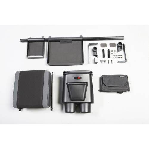 Rugged Ridge - Interior Comfort Kit; 07-10 Jeep Wrangler JK