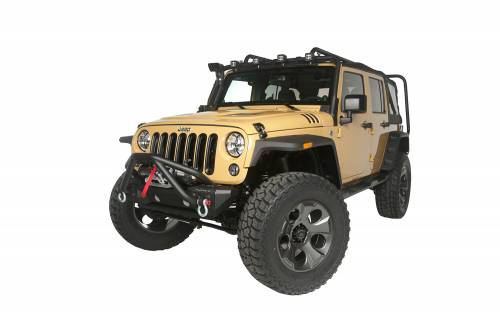 Rugged Ridge - Rugged Ridge Exploration 4 Package (2007-12) Jeep Wrangler, 4 Door