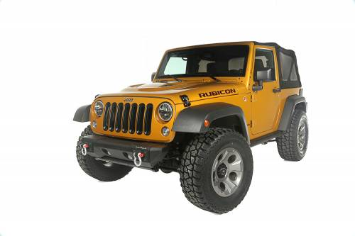 Rugged Ridge - Rugged Ridge Canyon Package (2007-12) Jeep Wrangler JK