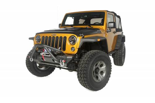 Rugged Ridge - Rugged Ridge Teton Package (2007-12) Jeep Wrangler JK