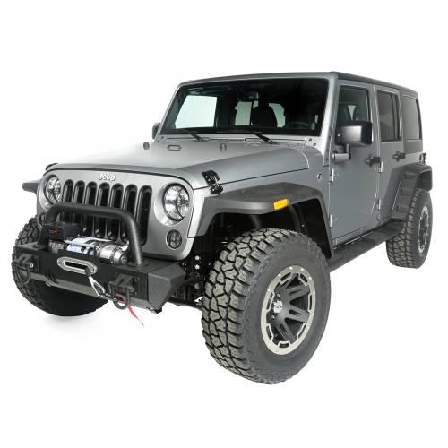 Rugged Ridge - Rugged Ridge Rocky Package (2013-15) Jeep Wrangler JK