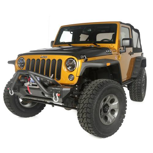 Rugged Ridge - Rugged Ridge Teton Package (2013-15) Jeep Wrangler JK