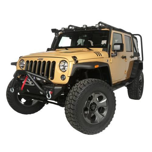 Rugged Ridge - Rugged Ridge Exploration 4 Package (2013-15) Jeep Wrangler JK