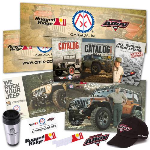 Rugged Ridge - Jobber Promotional Package