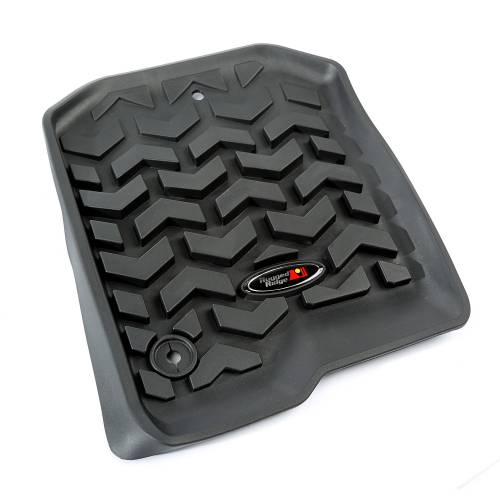 Rugged Ridge - Mini Floor Liner, Black
