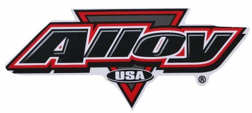 Alloy USA - Decal, Alloy USA Logo