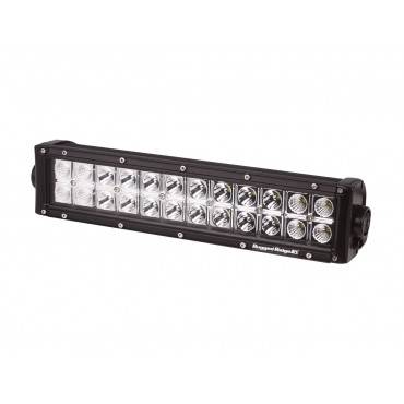 Rugged Ridge - Rugged Ridge 13.5 Inch LED Light Bar, 72 Watt, 6072 Lumens