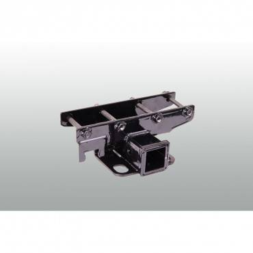 Rugged Ridge - Rugged Ridge 2 Inch Receiver Hitch (2007-15) Jeep Wrangler JK
