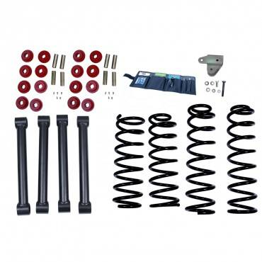 Rugged Ridge - Rugged Ridge 3 Inch Lift Kit without Shocks (1993-98) Jeep Grand Cherokee ZJ