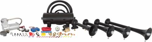 HornBlasters - Conductor's Special 232, 2 Gallon, 150psi 325c, Train Horn Kit