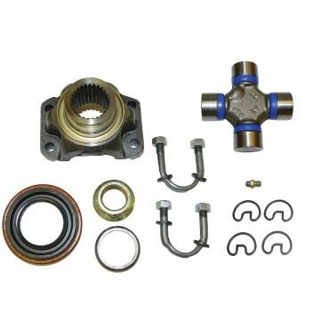 Alloy USA - Omix-ADA Yoke Conversion Kit (1984-02) Cherokee/Wrangler XJ/YJ/TJ, for Dana 35