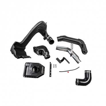 Rugged Ridge - Rugged Ridge XHD Snorkel Kit (2012-15) Jeep Wrangler JK, 3.6L