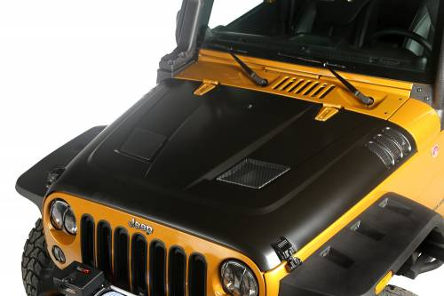 Rugged Ridge - Rugged Ridge Exploration 2 Package (2007-12) Jeep Wrangler, 2 Door