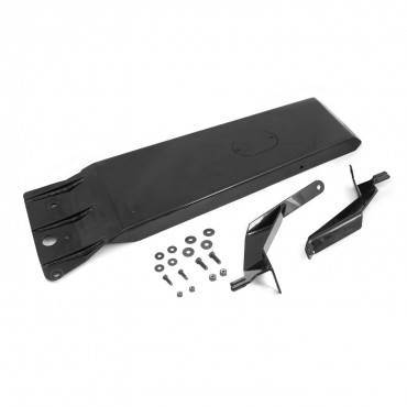 Rugged Ridge - Rugged Ridge Engine and Transmission Skid Plate (2007-11) Jeep Wrangler JK