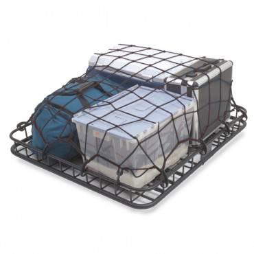 Rugged Ridge - Rugged Ridge Universal Cargo Net,  Roof Rack Stretch Net