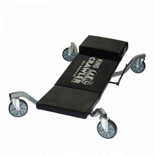 TraXion Engineered Products - TraXion King Crawler Creeper with Adjustable Headrest