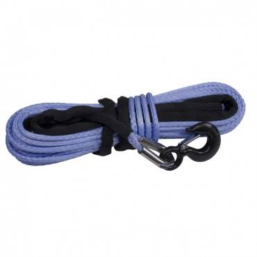 Rugged Ridge - Rugged Ridge Synthetic Winch Line, 3/8 Inch x 94 feet
