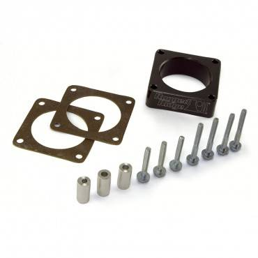 Rugged Ridge - Rugged Ridge Throttle Body Spacer (1991-06) Jeep Cherokee/Wrangler XJ/YJ/TJ