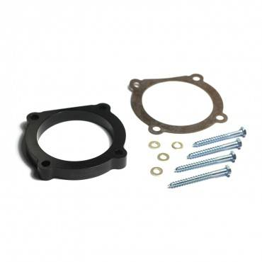 Rugged Ridge - Rugged Ridge Throttle Body Spacer (2012-15) Jeep Wrangler JK, 3.6L