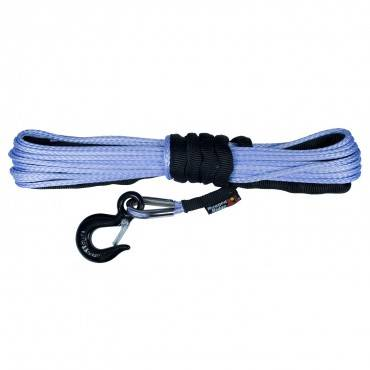 Rugged Ridge - Rugged Ridge Synthetic Winch Line, 1/4 Inch X 50 feet
