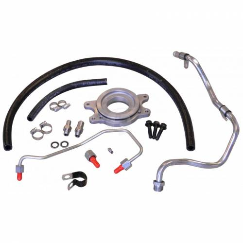 Fleece - Fleece Performance CP3 Conversion Kit (2011-15) Duramax 6.6L Without Pump
