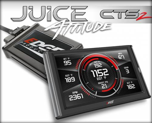 Edge Products - Edge Products Juice w/ Attitude CTS2, Dodge(1998.5-00) 5.9L Cummins