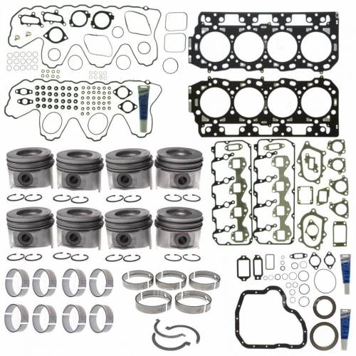 mahle clevite complete engine overhaul kit  chevy  gmc