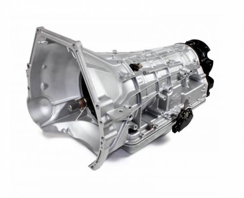 DieselSite - DieselSite  Heavy Duty Transmission, Ford (1989-98) F-250, F-350, F-450, F-550, 6.9L & 7.3L Powerstroke, E40D (4x4)