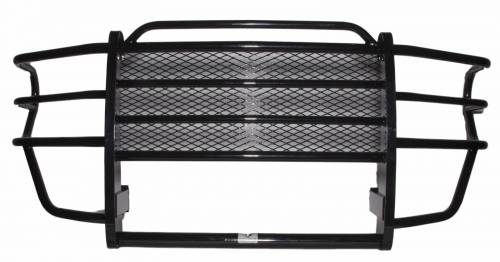 Tough Country - Tough Country Standard Brush Guard with Expanded Metal, Chevy (2015-16) 2500 & 3500 Silverado