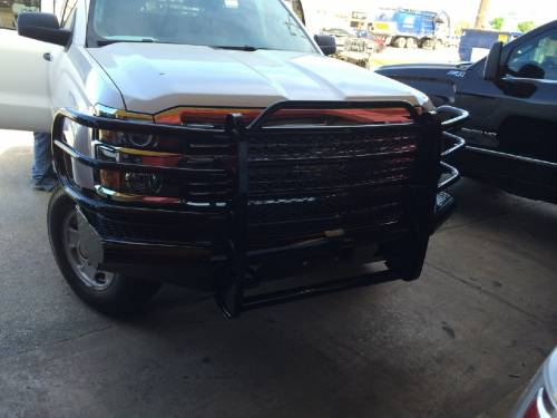 Tough Country - Tough Country Standard Traditional Front, Chevy (2015-16) 2500 & 3500 Silverado