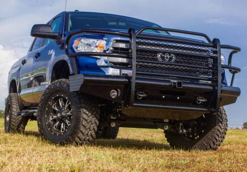 Tough Country - Tough Country Standard Traditional Front, Toyota (2014-15) Toyota Tundra