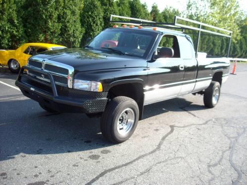 Tough Country Custom Apache Front Bumper Dodge 1996 01