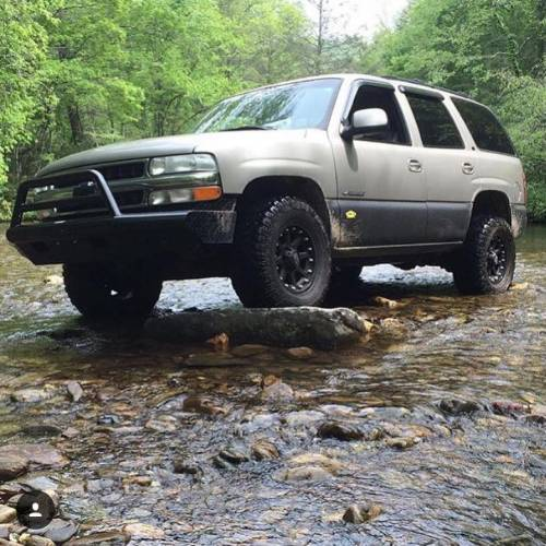 Tough Country - Tough Country Custom Apache Front Bumper, GMC (1999-02) 1500 Sierra & (99-06) 1500 Suburban/Tahoe