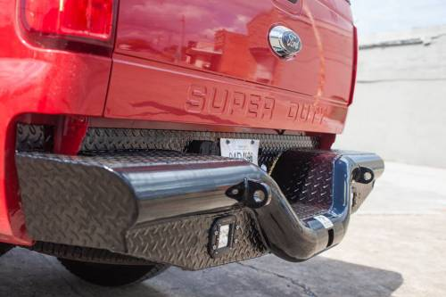 Tough Country - Tough Country Custom Deluxe Rear, Ford (2000-05) Excursion