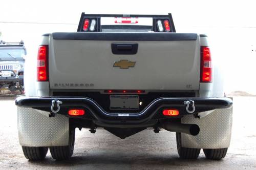 Tough Country - Tough Country Custom Dually Deluxe Rear, Chevy/GMC (2007.5-10) 3500 Silverado & Sierra